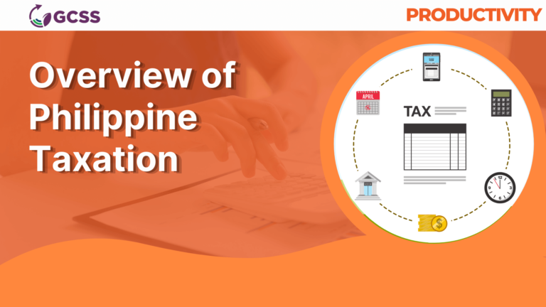 Overview of Philippine Taxation