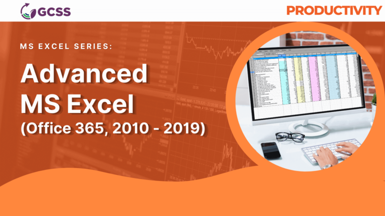 Advanced MS Excel